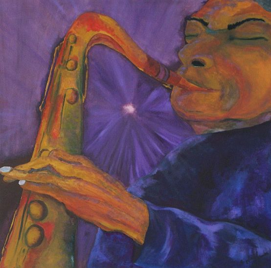 O Saxofonista Angela Lemos 2012