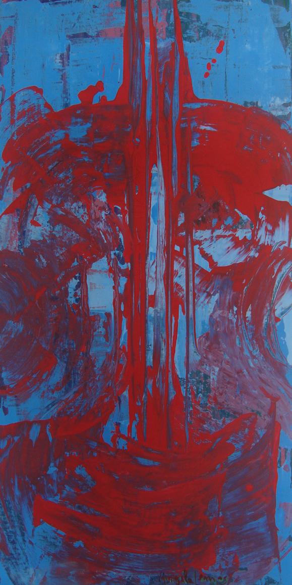 2013 Violão impulso vermelho Angela Lemos