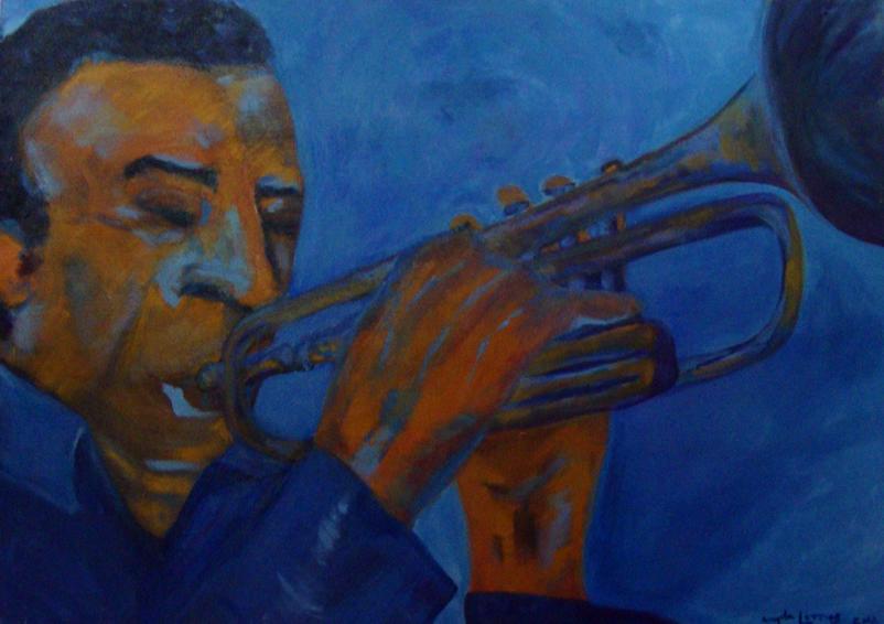 2012-o-trompetista-pintura-acrilica