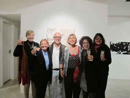 2013 Exposição de pintura Elas Madrugam