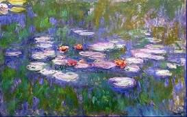 Impressionismo Os Nenúfares Claude Monet