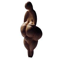 Arte paleolítica Escultura Venus de Lespugue