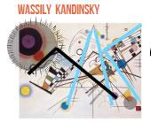 Obra Composição VIII 1923 wassily kandinsky