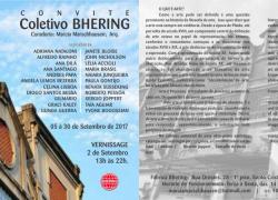 1ª Exposição na Galeria Meu BB 09/2017 na Fábrica Bhering – RJ