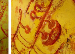 Sax Amarelo 2014 - Angela Lemos