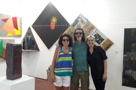 Aniversario meu BB Galeria de Arte 2018 fabrica bhering Artistas e Curadora