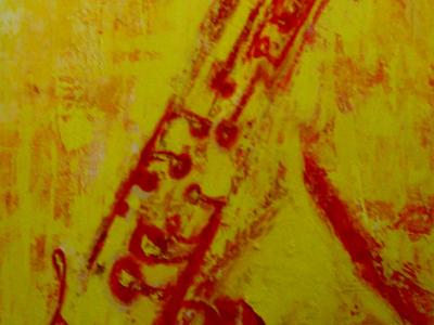 Título: Sax Amarelo
